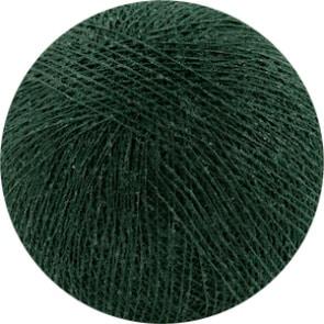 25 losse Cotton Ball's (Donkergroen)