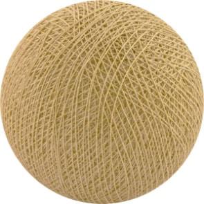 25 losse Cotton Ball's (Corn)