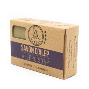 Aleppo Zeep Lavendel - 8% Laurierolie - 100 gram