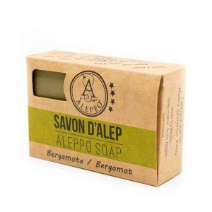 Aleppo Zeep Bergamot - 8% Laurel Bay Oil - 100 gram