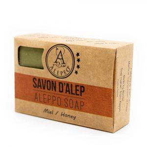 Aleppo Zeep Honing - 8% Laurel Bay Oil - 100 gram