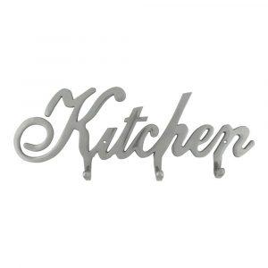 """Kapstok """"Kitchen"""" - 3 Haken"""