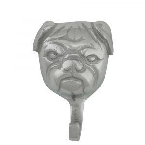 Kapstokhaak Mopshond (10 cm)
