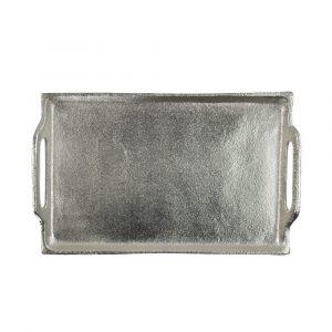 Rechthoekig Silverlook Dienblad (36 x 22 cm)