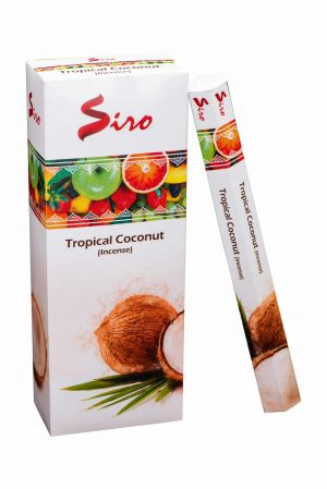 Siro Wierook Tropical Coconut (6 pakjes)