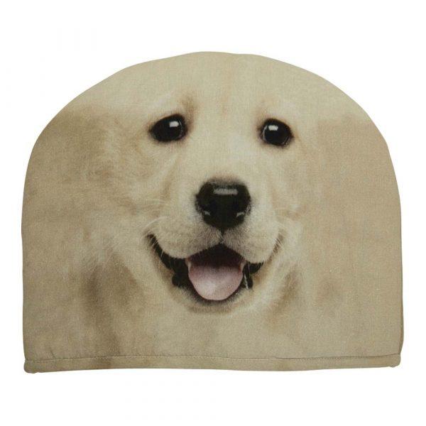 Theemuts Labrador Blond (33 x 27 cm)